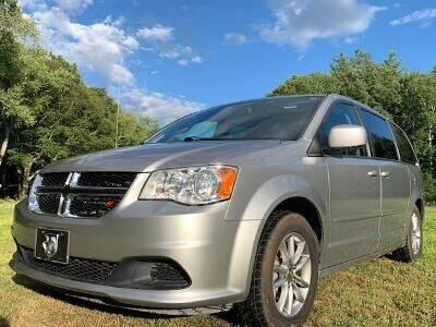 2017 Dodge Grand Caravan for sale at Worthington Air Automotive Inc in Williamsburg MA
