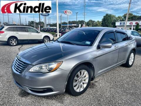 2013 Chrysler 200 for sale at Kindle Auto Plaza in Cape May Court House NJ