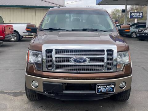 2011 Ford F-150 for sale at Lewis Blvd Auto Sales in Sioux City IA