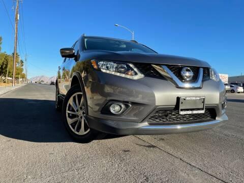 2015 Nissan Rogue for sale at Boktor Motors in Las Vegas NV