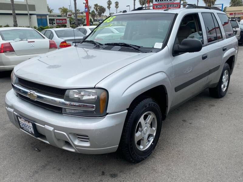 2005 Chevrolet TrailBlazer for sale at North County Auto in Oceanside CA