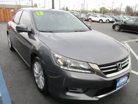2013 Honda Accord for sale at Choice Auto & Truck in Sacramento CA