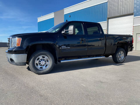 2009 GMC Sierra 2500HD for sale at Truck Buyers in Magrath AB