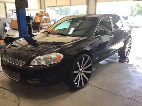 2006 Chevrolet Impala for sale at K & E Auto Sales in Ardmore AL