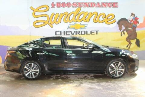 2020 Nissan Maxima for sale at Sundance Chevrolet in Grand Ledge MI