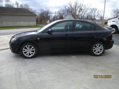 2009 Mazda MAZDA3 for sale at Burt's Discount Autos in Pacific MO