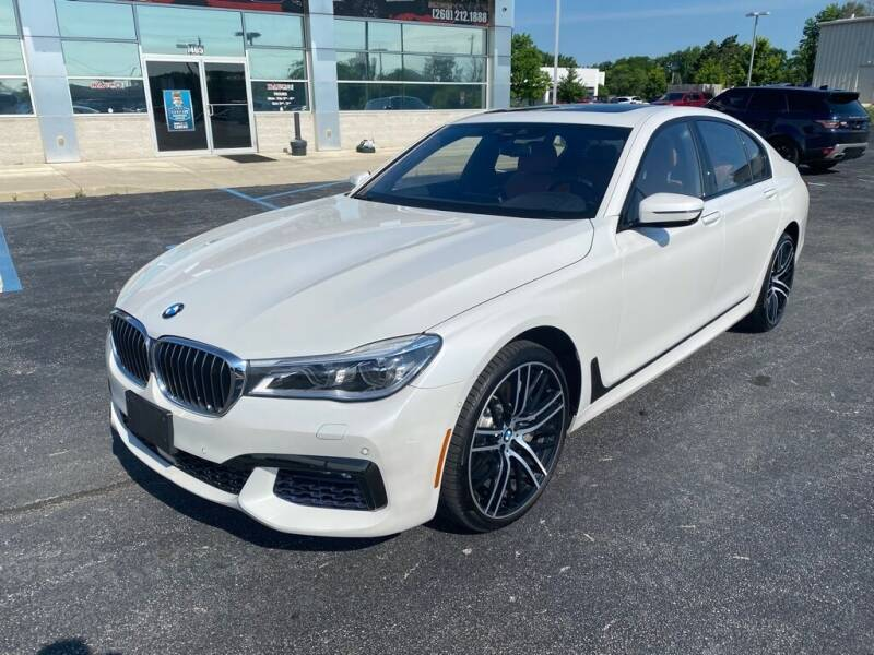 2018 BMW 750I X DRIVE for sale at Davco Auto in Fort Wayne IN
