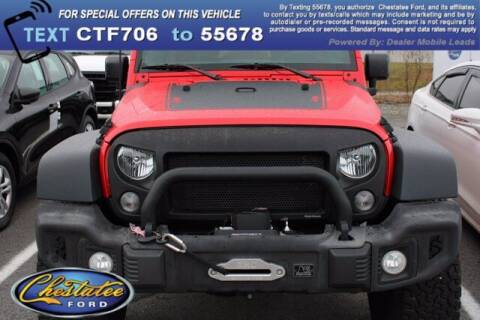 2016 Jeep Wrangler Unlimited for sale at Nerd Motive, Inc. in Conyers GA