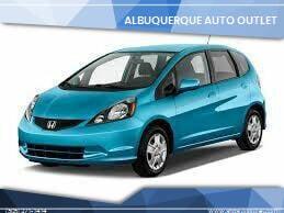 2012 Honda Fit for sale at ALBUQUERQUE AUTO OUTLET in Albuquerque NM