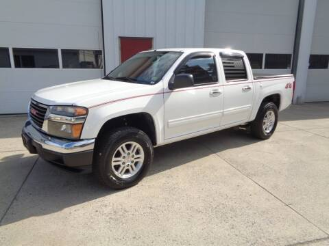 2012 GMC Canyon for sale at Lewin Yount Auto Sales in Winchester VA