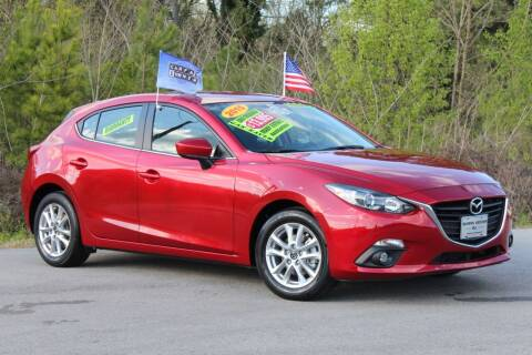 2015 Mazda MAZDA3 for sale at McMinn Motors Inc in Athens TN