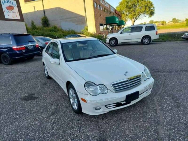 2007 Mercedes-Benz C-Class for sale at Family Auto Sales in Maplewood MN
