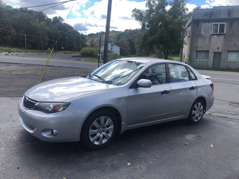 2008 Subaru Impreza for sale at Edward's Motors in Scott Township PA