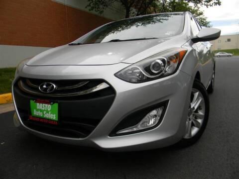 2014 Hyundai Elantra GT for sale at Dasto Auto Sales in Manassas VA