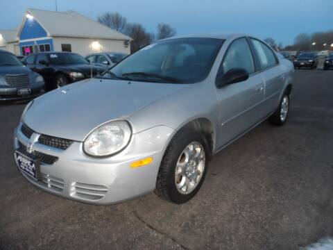 2005 Dodge Neon for sale at America Auto Inc in South Sioux City NE
