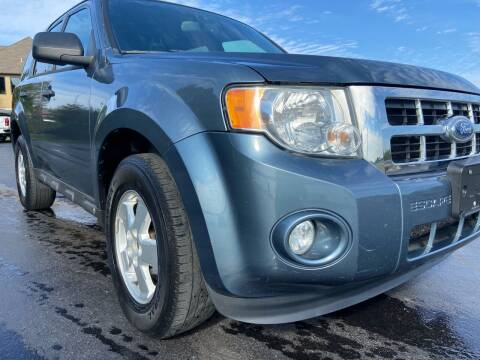 2012 Ford Escape for sale at Nice Cars in Pleasant Hill MO