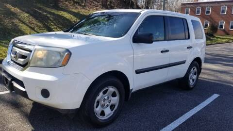 2009 Honda Pilot for sale at Thompson Auto Sales Inc in Knoxville TN