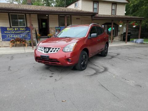 2015 Nissan Rogue Select for sale at BIG #1 INC in Brownstown MI