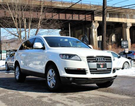 2009 Audi Q7 for sale at Cutuly Auto Sales in Pittsburgh PA