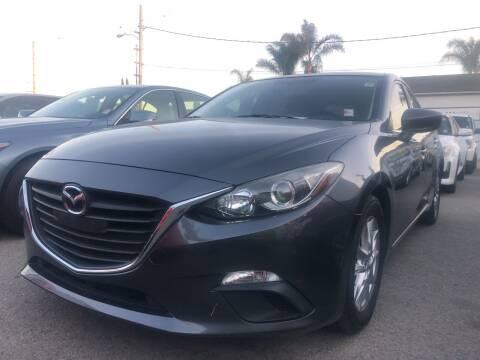 2016 Mazda MAZDA3 for sale at Auto Max of Ventura in Ventura CA