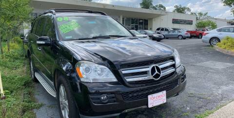 2008 Mercedes-Benz GL-Class for sale at Boardman Auto Mall in Boardman OH