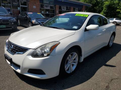 2011 Nissan Altima for sale at CENTRAL AUTO GROUP in Raritan NJ