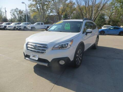 2015 Subaru Outback for sale at Aztec Motors in Des Moines IA