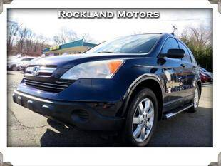 2008 Honda CR-V for sale at Rockland Automall - Rockland Motors in West Nyack NY