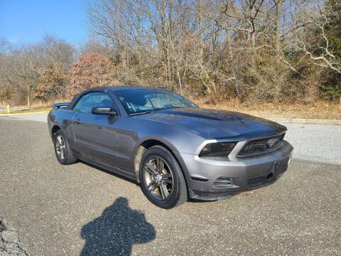 2010 Ford Mustang for sale at Premium Auto Outlet Inc in Sewell NJ