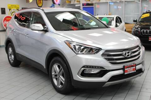 2018 Hyundai Santa Fe Sport for sale at Windy City Motors in Chicago IL