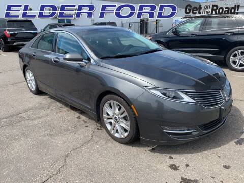 2016 Lincoln MKZ for sale at Mr Intellectual Cars in Troy MI