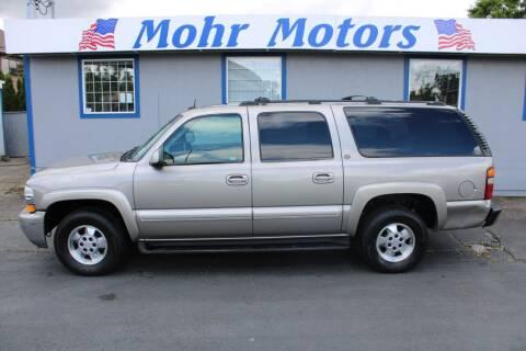 2003 Chevrolet Suburban for sale at Mohr Motors in Salem OR