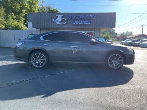 2012 Nissan Maxima for sale at JC AUTO CONNECTION LLC in Jefferson City MO