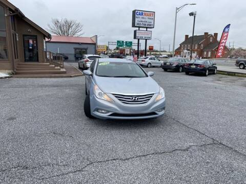 2013 Hyundai Sonata for sale at CARMART Of Dover in Dover DE