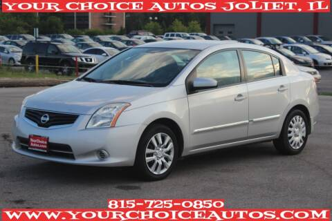 2012 Nissan Sentra for sale at Your Choice Autos - Joliet in Joliet IL