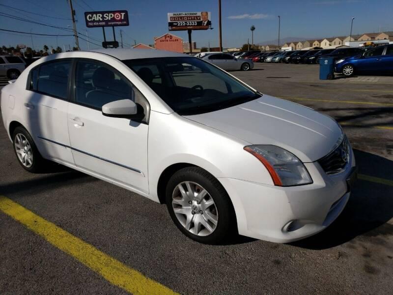 2011 Nissan Sentra for sale at Car Spot in Las Vegas NV