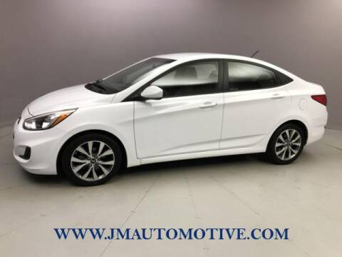 2017 Hyundai Accent for sale at J & M Automotive in Naugatuck CT