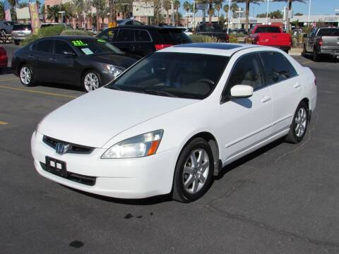 2005 Honda Accord for sale at Charlie Cheap Car in Las Vegas NV