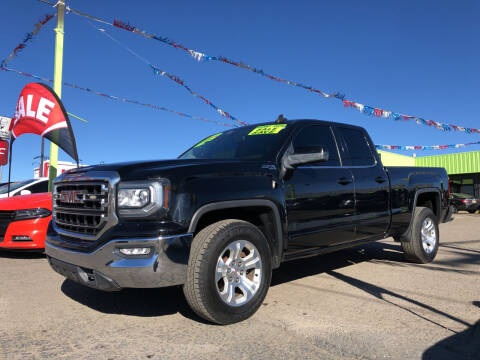 2017 GMC Sierra 1500 for sale at 1st Quality Motors LLC in Gallup NM