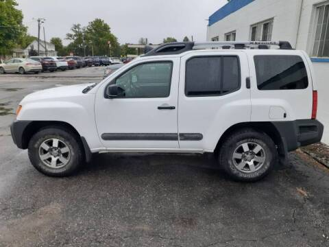 2011 Nissan Xterra for sale at Albia Motor Co in Albia IA