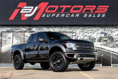 2010 Ford F-150 for sale at BJ Motors in Tomball TX