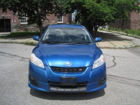 2009 Toyota Matrix for sale at EBN Auto Sales in Lowell MA