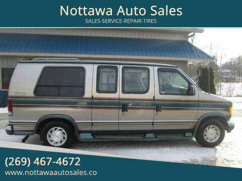 1995 Ford E-Series Cargo for sale at Nottawa Auto Sales in Nottawa MI