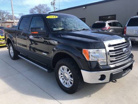 2014 Ford F-150 for sale at Tigerland Motors in Sedalia MO