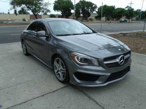 2014 Mercedes-Benz CLA for sale at Hollywood Auto Brokers in Los Angeles CA