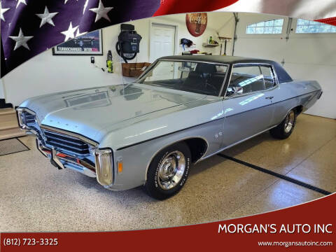 1969 Chevrolet Impala for sale at Morgan's Auto Inc in Paoli IN