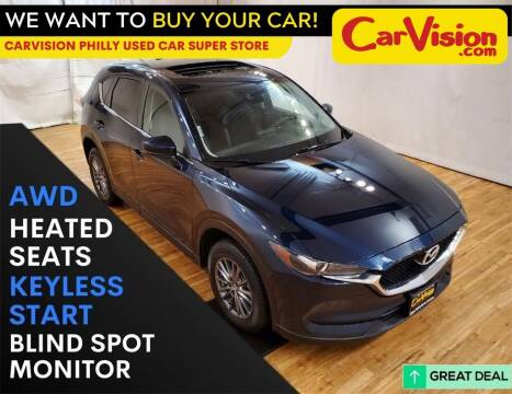 2017 Mazda CX-5 for sale at Car Vision Mitsubishi Norristown - Car Vision Philly Used Car SuperStore in Philadelphia PA