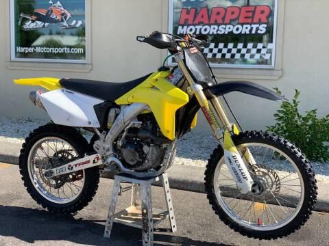 2006 Suzuki Rmz450 for sale at Harper Motorsports-Powersports in Post Falls ID
