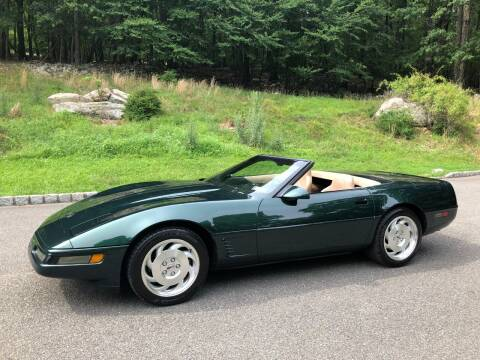1995 Chevrolet Corvette for sale at Right Pedal Auto Sales INC in Wind Gap PA