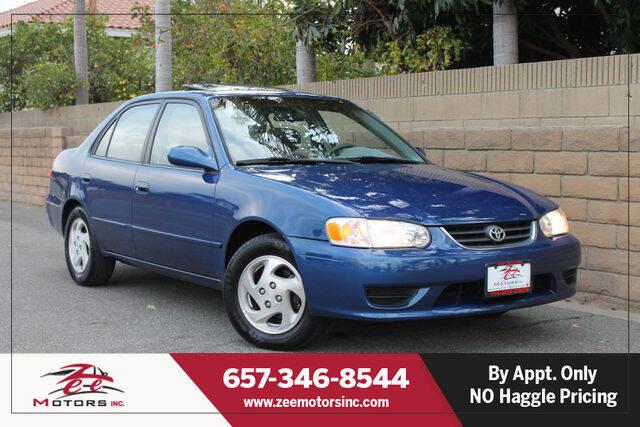 2002 Toyota Corolla for sale in Orange, CA